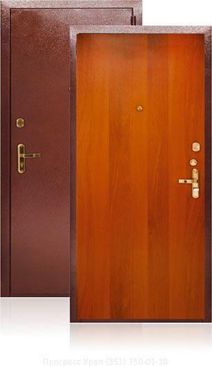 сейф дверь металлическая 6