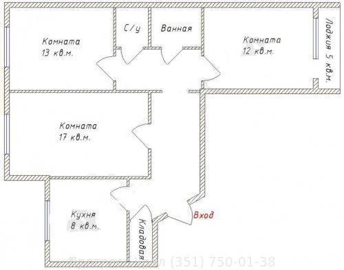 схема 121 серия челябинск