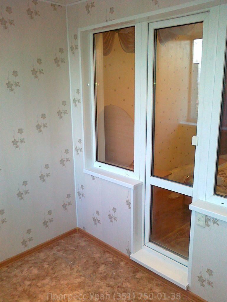 Остекление, отделка, утепление балкона, фотографии балконов!.