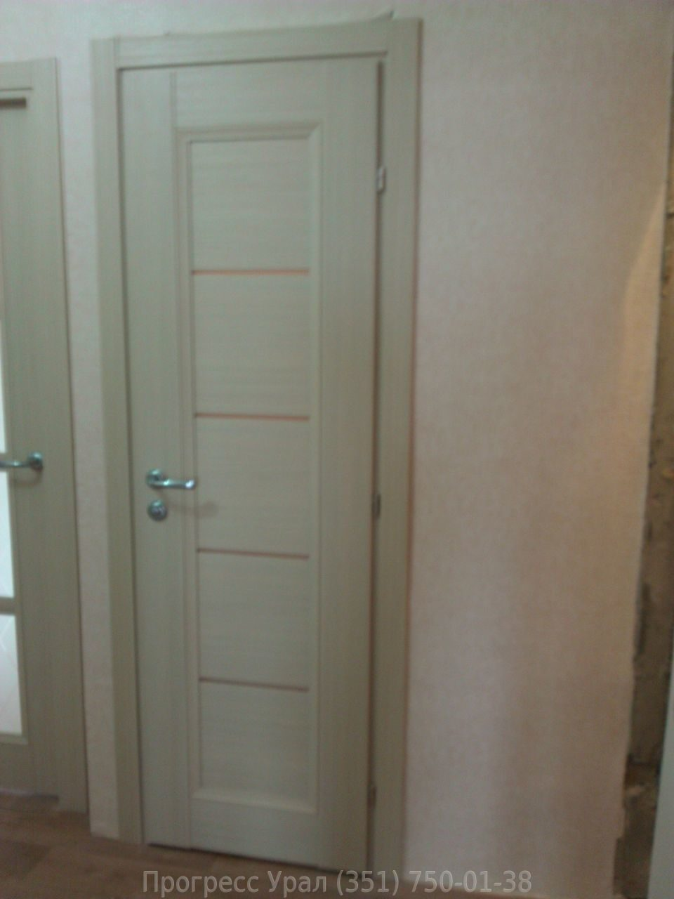 Межкомнатные деревянные двери из массива дуба