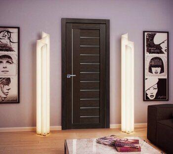 Материалы изготовления межкомнатных дверей: лучшие варианты